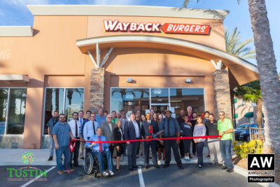 160331 Wayback Burger Ribbon Cutting 0031